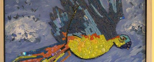 Exposition artistique de JUILLET : <br />Joëlle Renaude dit Barth et Georges Ollier